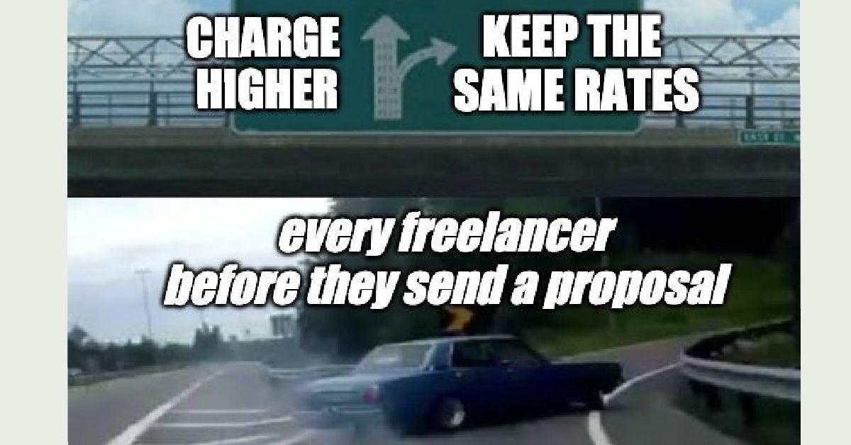 Commanding Higher Freelancing Rates